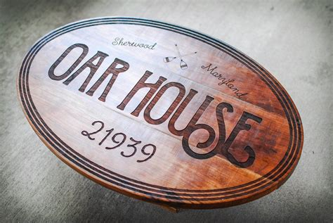 Diy Engraving Wood Signs