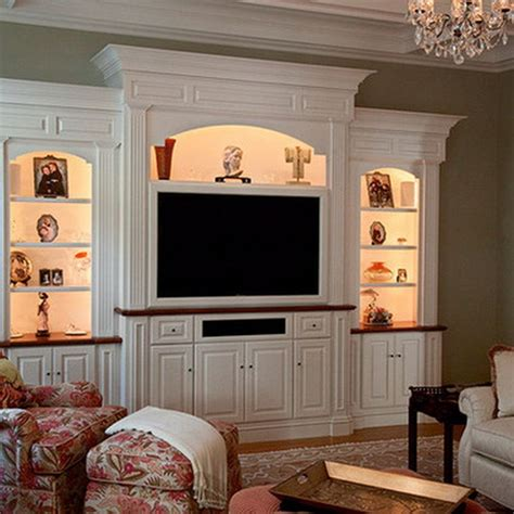 Diy Entertainment Centers For Living Rooms