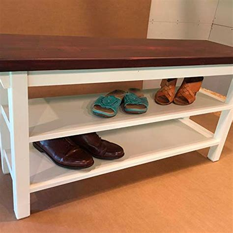 Diy Entryway Bench To Put Shoes On And Off