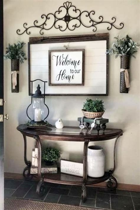 Diy Entryway Decor Ideas
