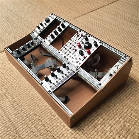 Diy Eurorack Case Plans