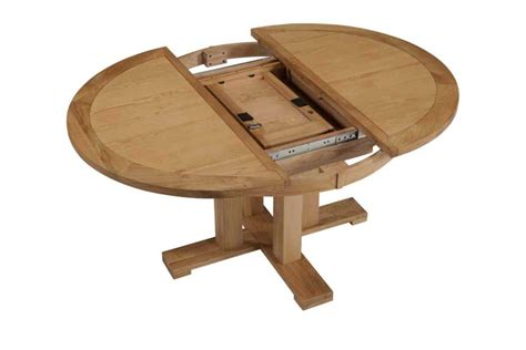 Diy Expandable Round Dining Table Plans