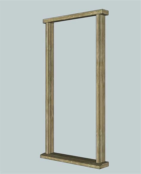 Diy Exterior Door Frame