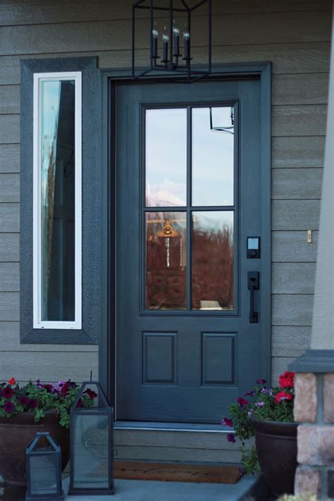 Diy Exterior Door Makeover