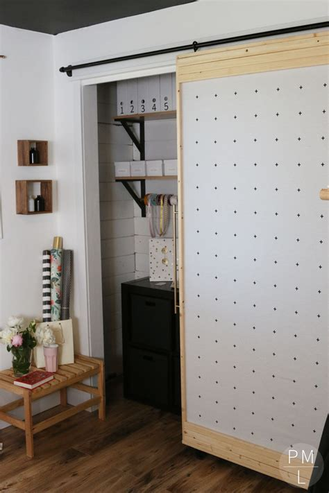 Diy Fabric Door
