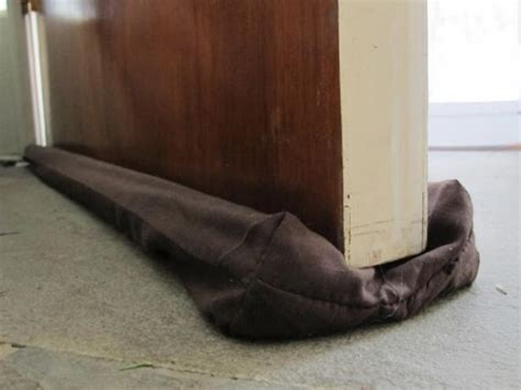 Diy Fabric Door Sweep