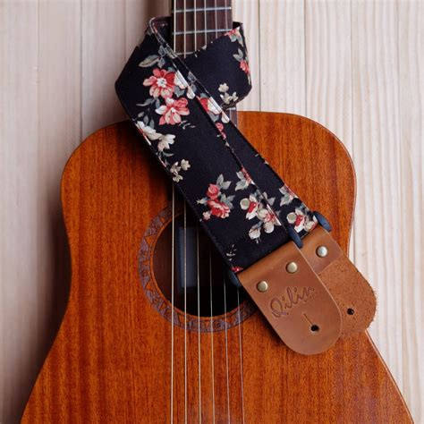 Diy Fabric Guitar Strap
