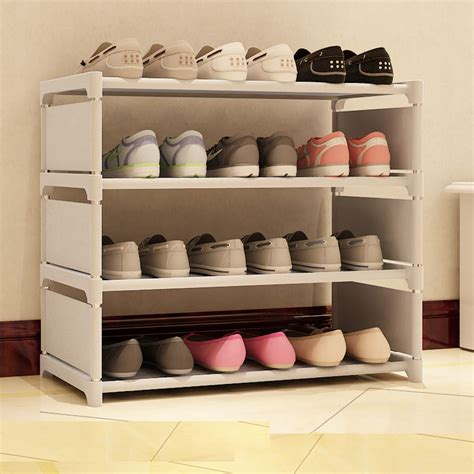 Diy Fabric Shoe Organizer