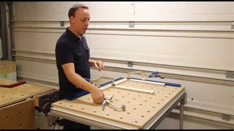 Diy Face Clamping Table