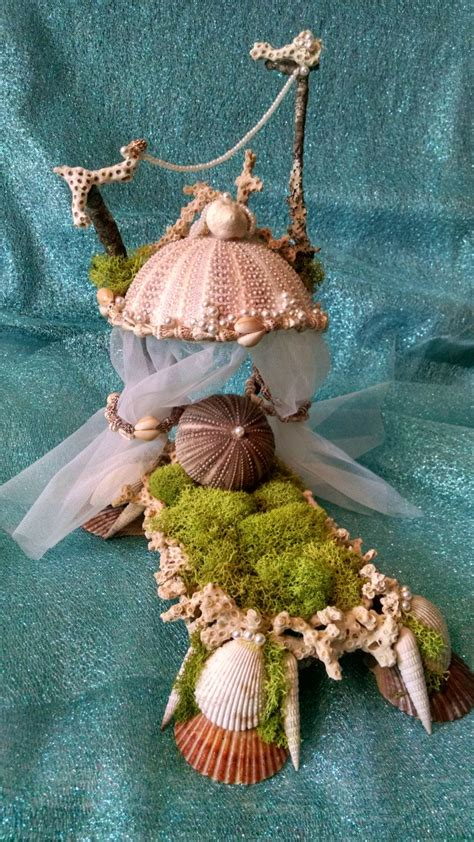 Diy Fairy Bed Shells