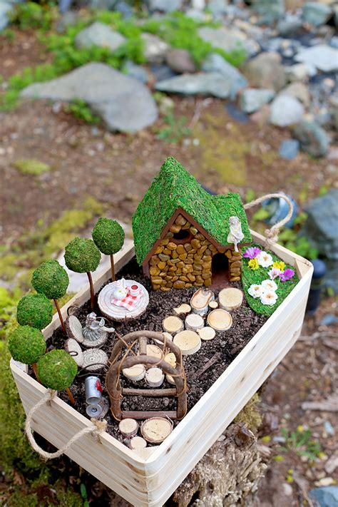 Diy Fairy Garden On Youtube