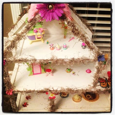Diy Fairy Playhouse