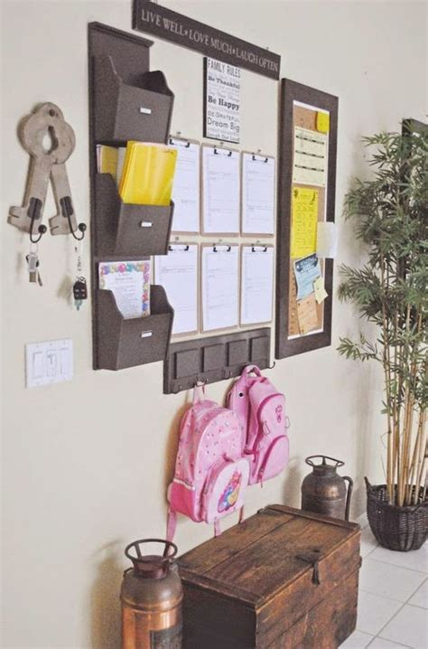 Diy Family Command Centre