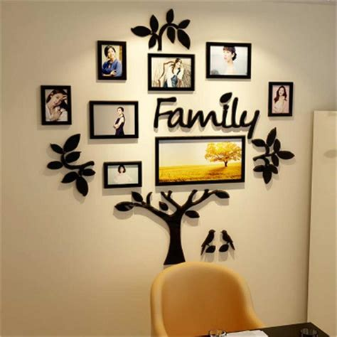 Diy Family Tree Wall Mural