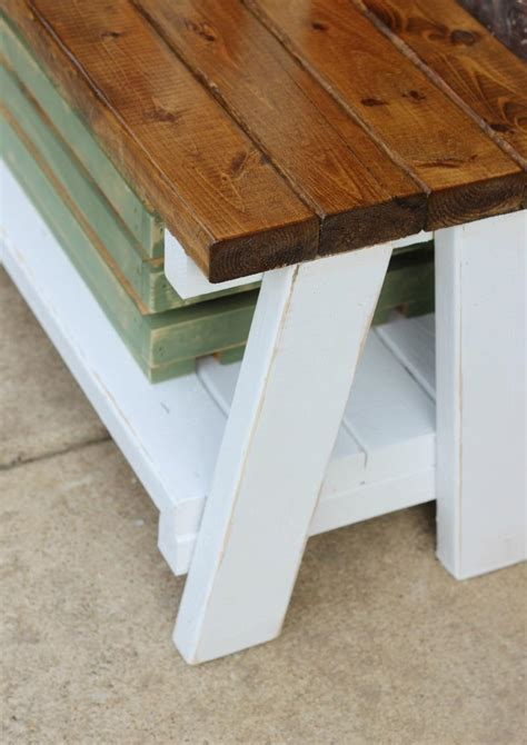 Diy Farmhouse Benches