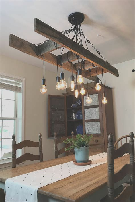 Diy Farmhouse Chandeliers