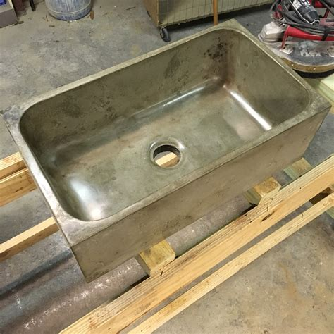 Diy Farmhouse Sink Concrete
