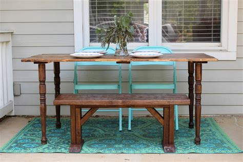 Diy Farmhouse Table Easy Woodworking
