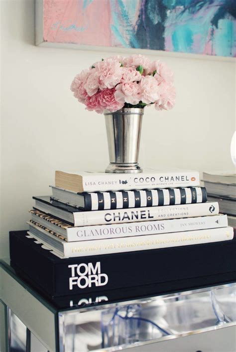 Diy Fashion Coffee Table Books