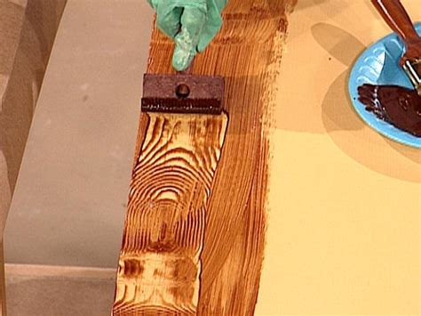 Diy Faux Wood Grain Painting Supplies