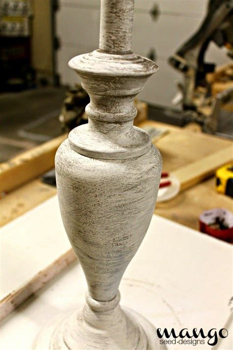 Diy Faux Wood Lantern