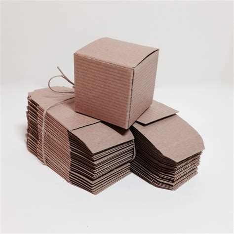 Diy Favor Boxes For Wedding