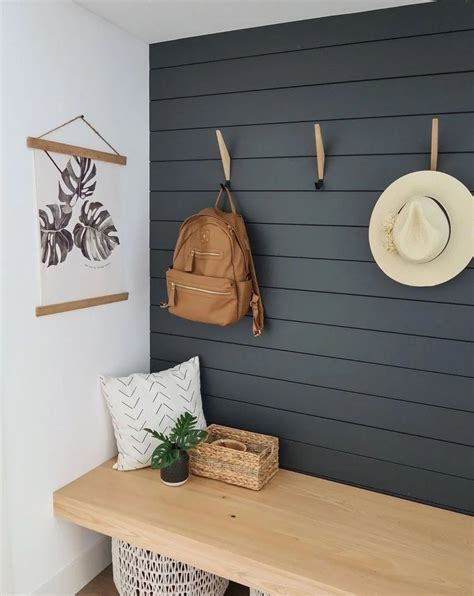 Diy Feature Wall Wood Paneling