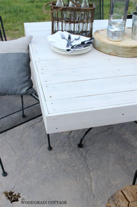 Diy Fence Pickwt Table Mountain