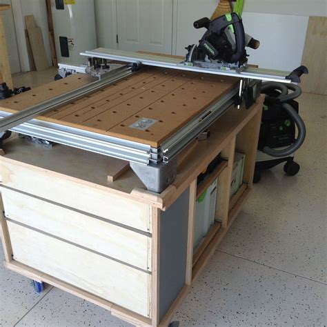 Diy Festool Mft Table Side