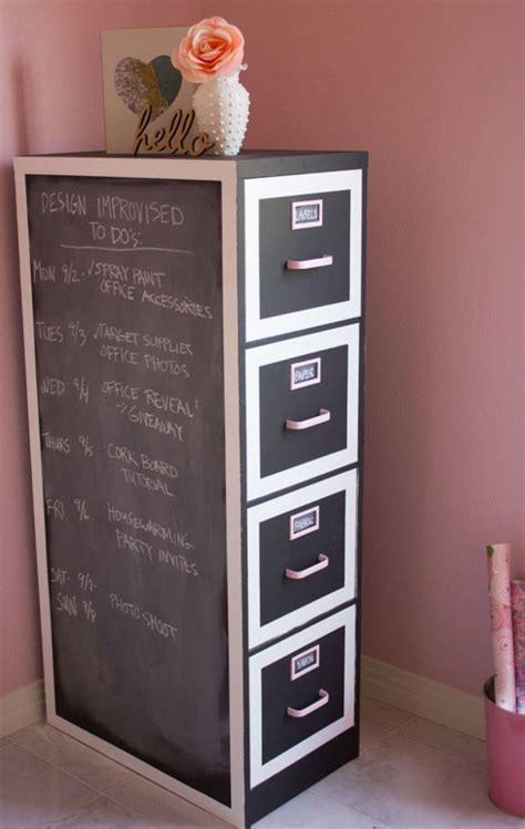 Diy File Cabinet Ideas