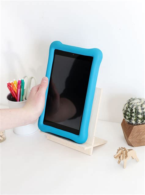 Diy Fire Tablet Stand