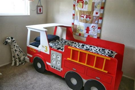 Diy Fire Truck Bed Frame
