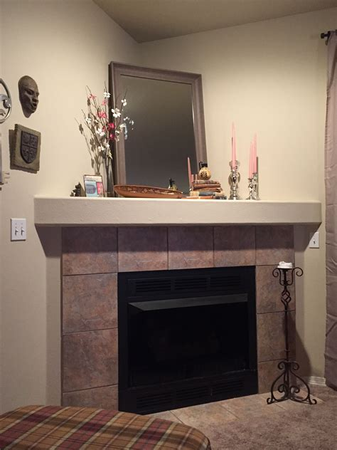 Diy Fireplace Ideas With Mirror