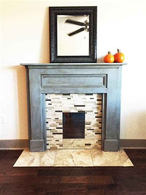 Diy Fireplace Mantle Plans