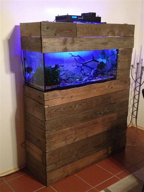 Diy Fish Tank Stand Pinterest Site