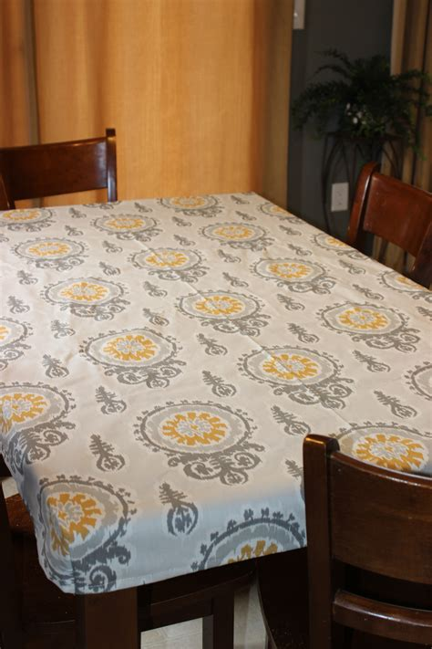 Diy Fitted Tablecloths