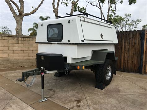 Diy Flatbed Car Hauler To Camper