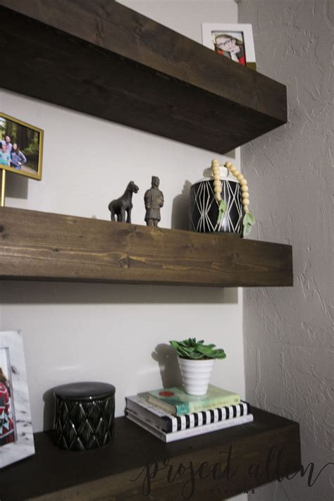 Diy Floating Bookshelf Images
