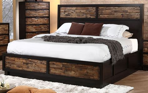 Diy Floating Platform Bed With Storage