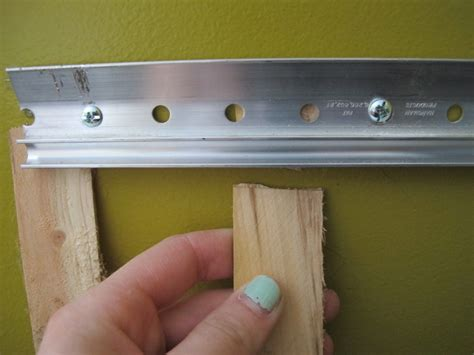 Diy Floating Shelf French Cleat