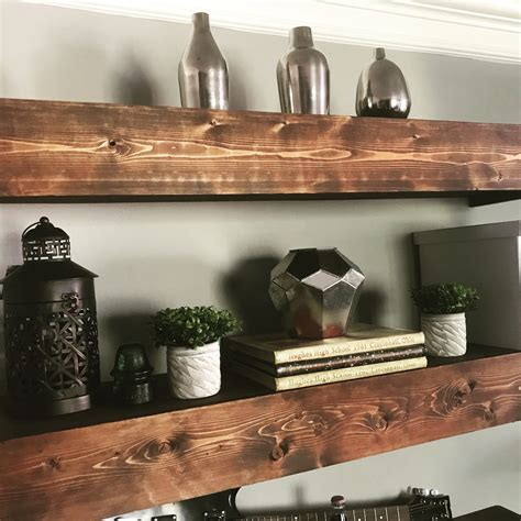 Diy Floating Shelf Images