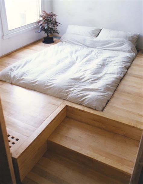 Diy Floor Bed Platform