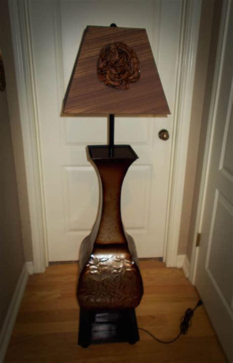 Diy Floor Lamp With Tables