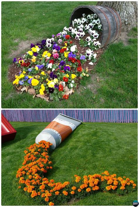 Diy Flower Garden Decor