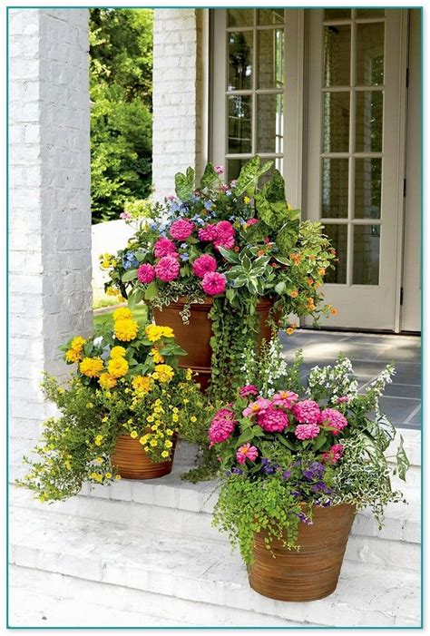 Diy Flower Garden Projects