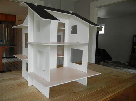 Diy Foam Board Dollhouse