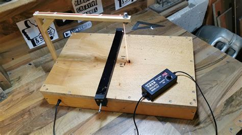 Diy Foam Cutting Table