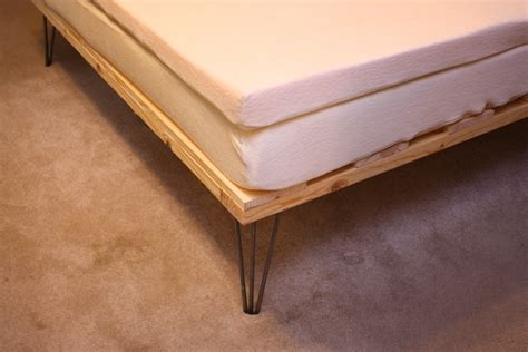 Diy Foam Mattress Bed Frame