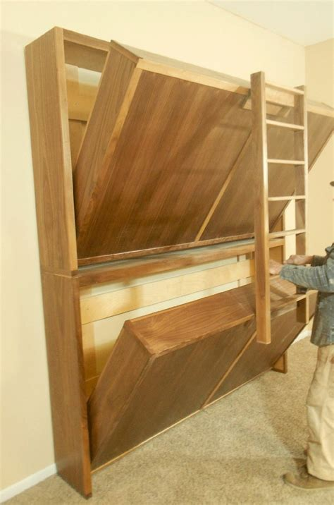 Diy Fold Down Bed