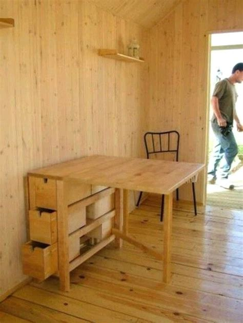 Diy Fold Out Craft Table
